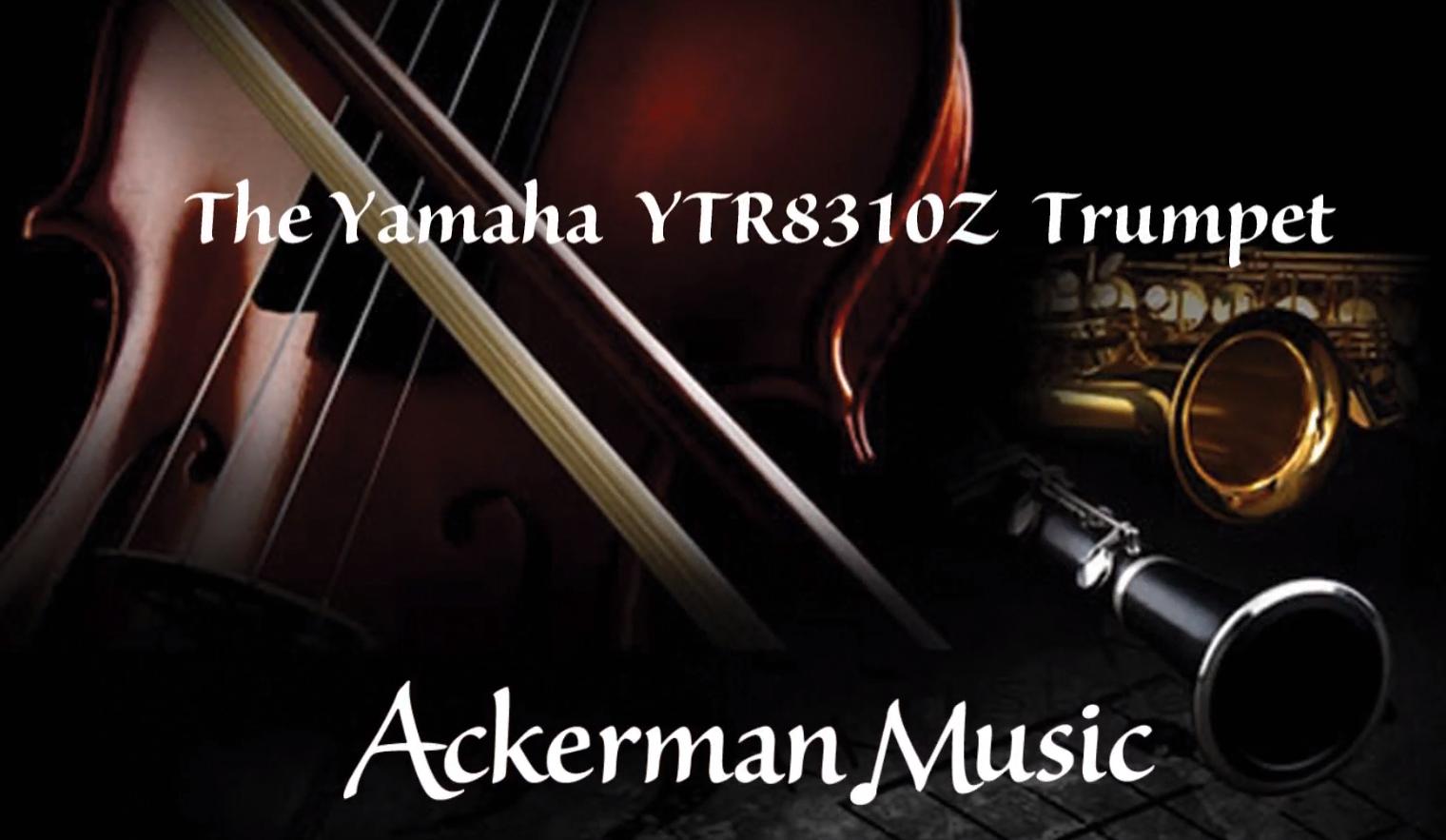 Yamaha YTR-8310z Trumpet
